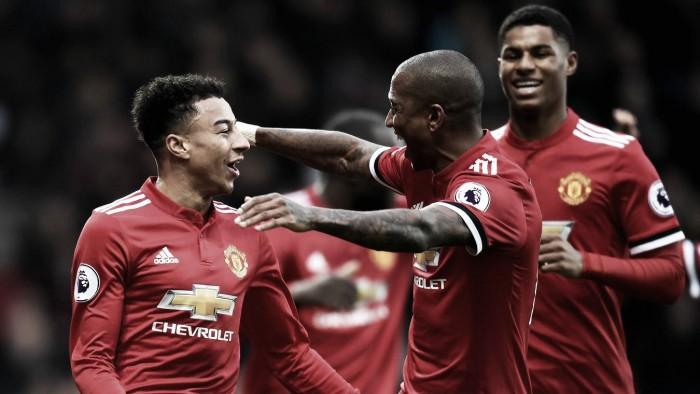 El United sufre para sacar los tres puntos en The Hawthorns