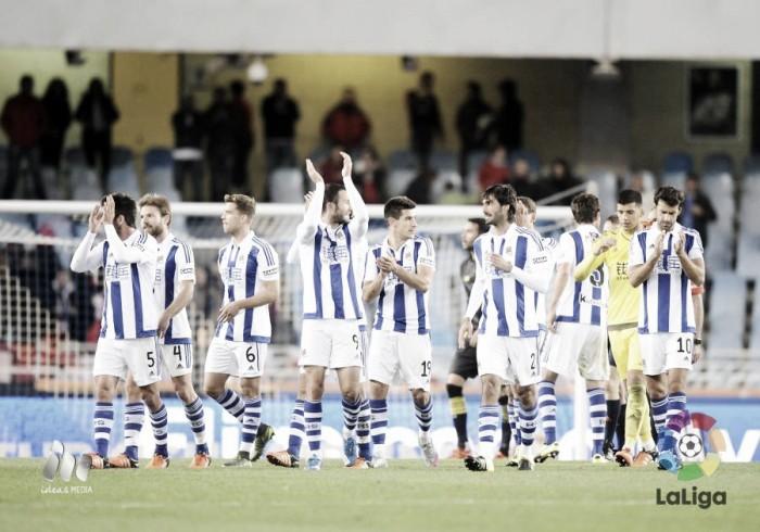 Real Sociedad 2015: lo peor del año