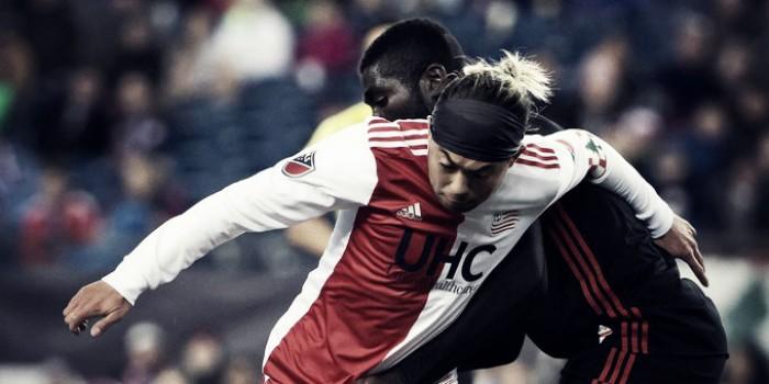 Los palos detienen la sangría goleadora entre New England Revolution y DC United