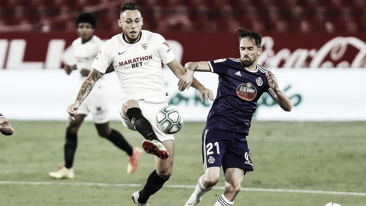 Sevilla FC vs Valladolid CF: Puntuaciones del Sevilla, 32ª jornada de LaLiga