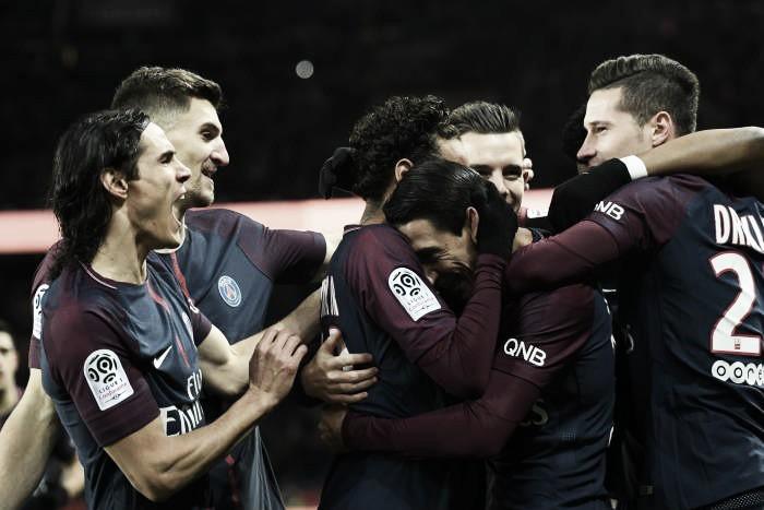 Crónica general: el PSG arrolla y la lucha por el descenso está más viva que nunca