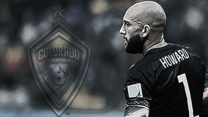 Tim Howard vuelve a la MLS