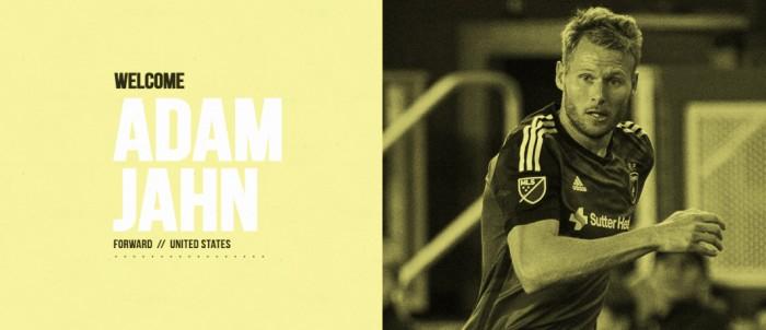 Adam Jahn se incorpora a Columbus Crew