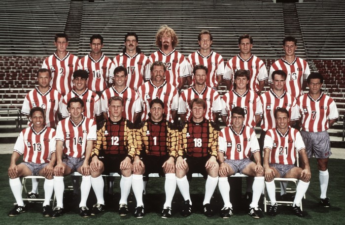 USA 94: el inicio de un sueño