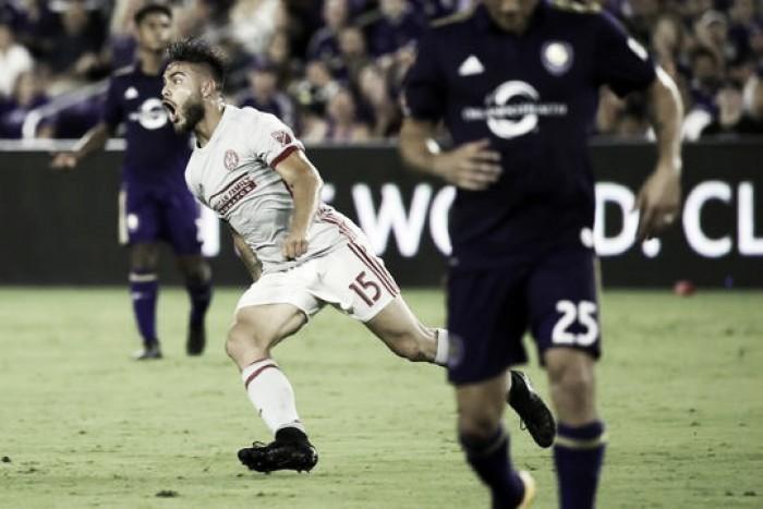Villalba conquista Orlando