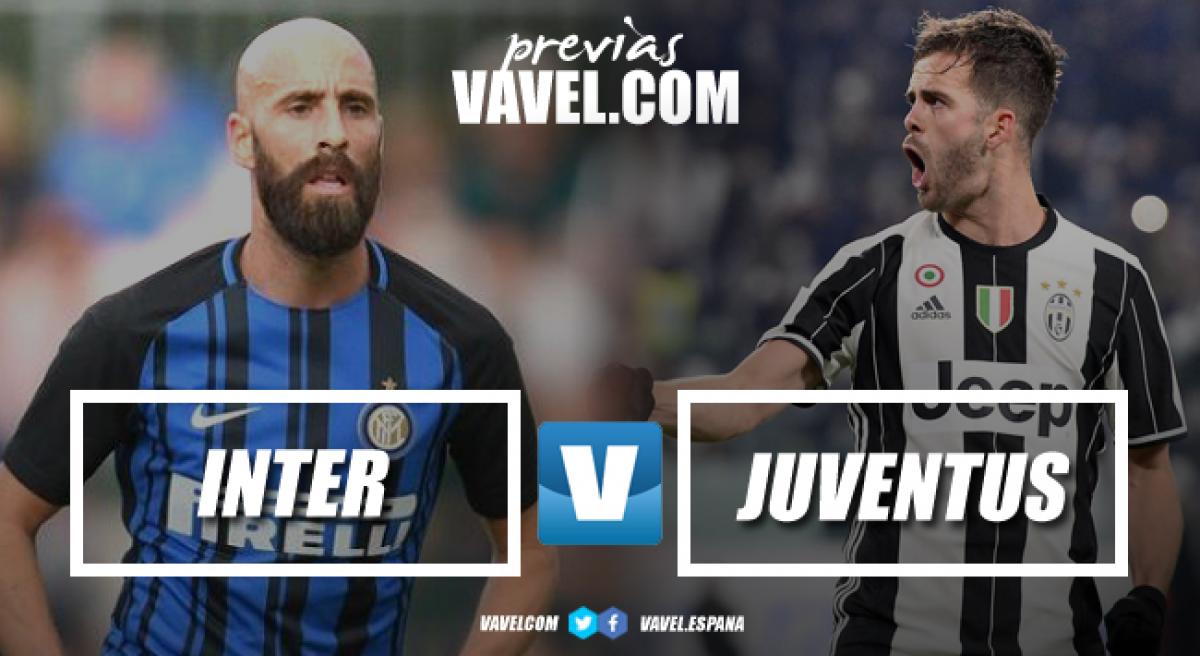 Inter: rialzarsi dopo il big match per puntare alla Champions League