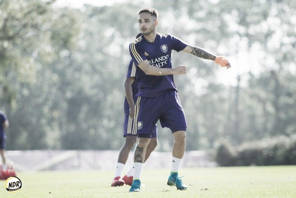 """Josué Colmán: """"La MLS me ayudará a crecer y lograr mis objetivos y sueños"""""""