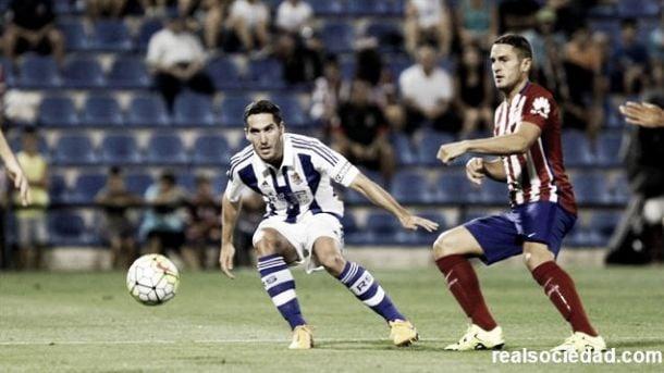 El Atlético de Madrid manda deberes a David Moyes