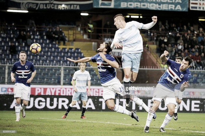 Previa Sampdoria vs Lazio: lucha cuerpo a cuerpo por Europa
