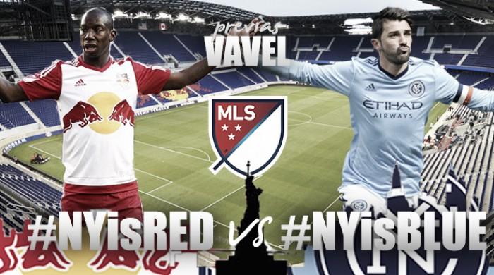 Previa New York Red Bulls – New York City FC: ¿qué color tendrá el Empire State?