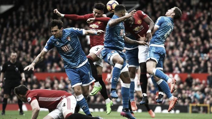 Previa Manchester United - Bournemouth: una victoria para olvidar todos los males