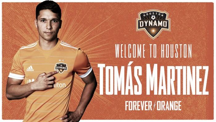 Tomás Martínez firma por el Dynamo