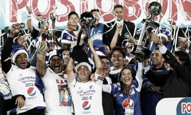 Hace tres años Millonarios se coronó 14 veces campeón