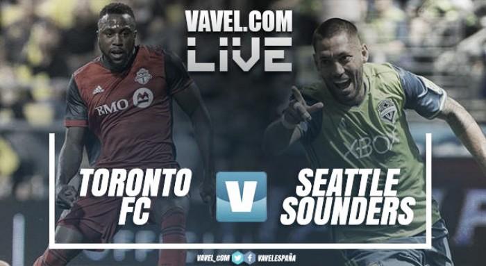 Resumen Toronto FC vs Seattle Sounders en la final de la MLS Cup 2017