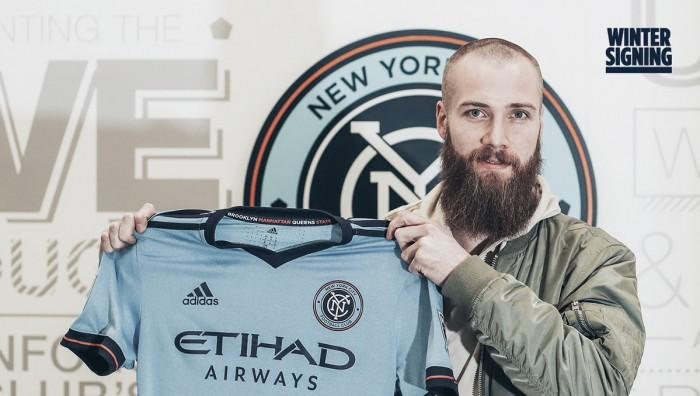 Un 'Vikingo' para el NYCFC