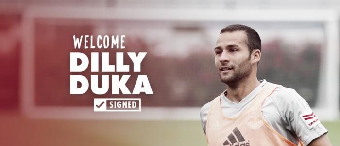 Dilly Duka suma para los Red Bulls