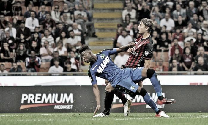 Resumen Sassuolo 0 1 Milan En Serie A 2017 VAVEL Espa U00f1a