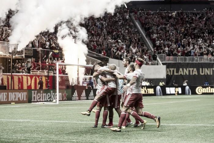 'Touchdown' para Atlanta United