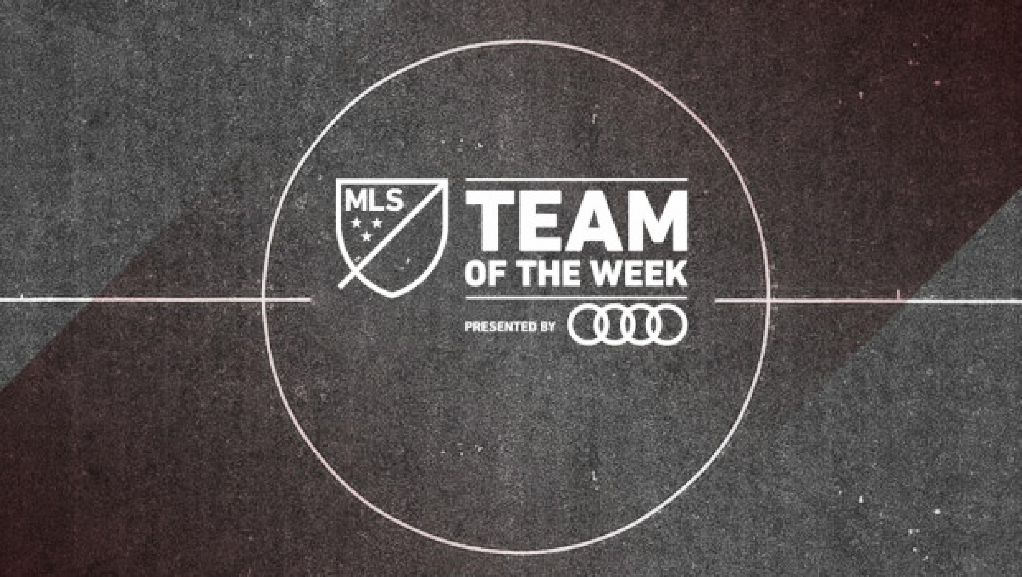 Once de la MLS 2018: semana 29; centro del campo con sabor latino