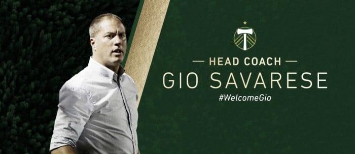 Giovanni Savarese dirigirá a Portland Timbers