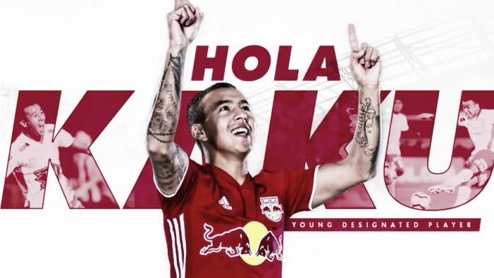 Red Bulls hace oficial la firma de Romero Gamarra