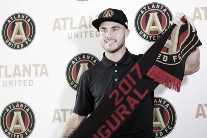 Atlanta United firma a su primer Designated Player