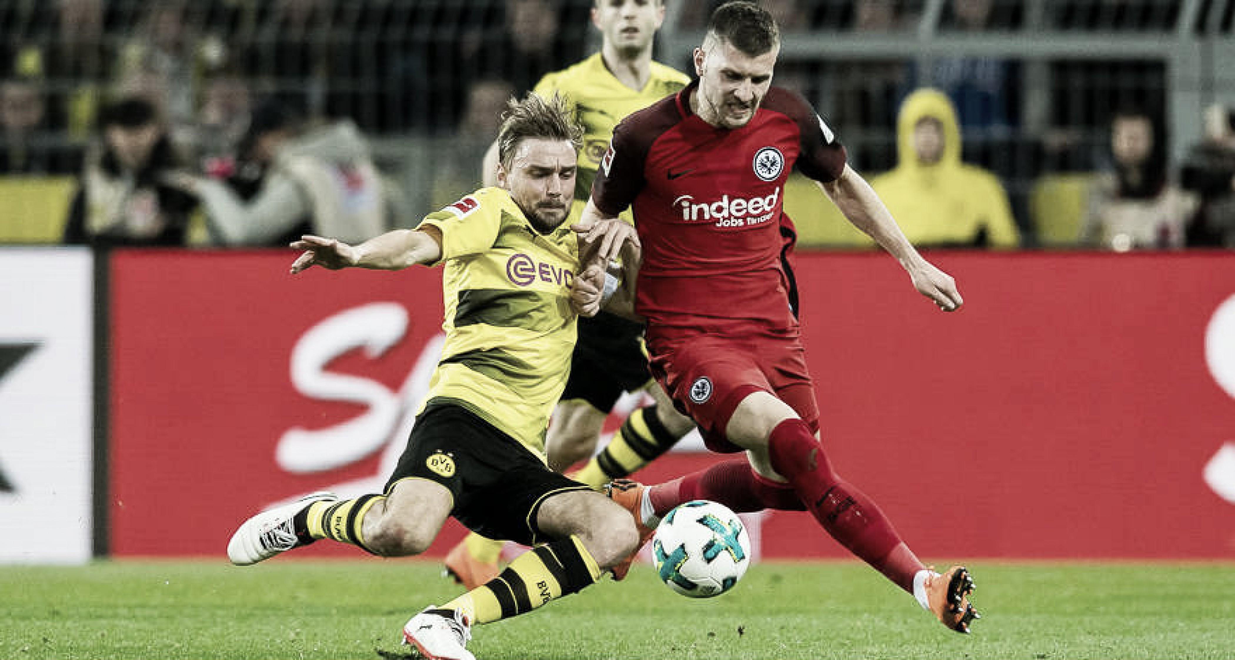 Image Result For Eintracht Frankfurt Vs Borussia Dortmund Online En Vivo