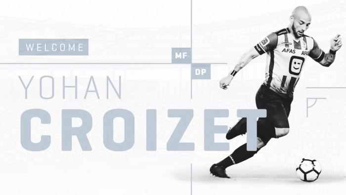 Yohan Croizet firma con Sporting Kansas City