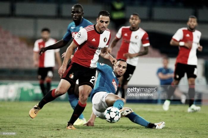 Previa Feyenoord - Napoli: todo pasa por ganar