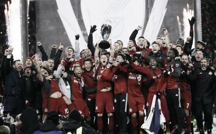 Toronto FC se corona como campeón de la MLS Cup