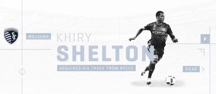 Khiry Shelton buscará suerte en Kansas