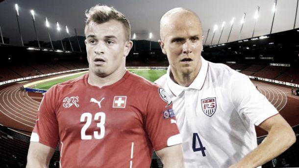 Suiza - Estados Unidos: a por la confirmación