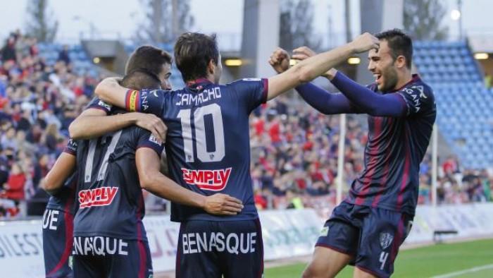 La lupa: SD Huesca