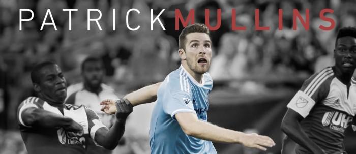 DC United ficha a Patrick Mullins