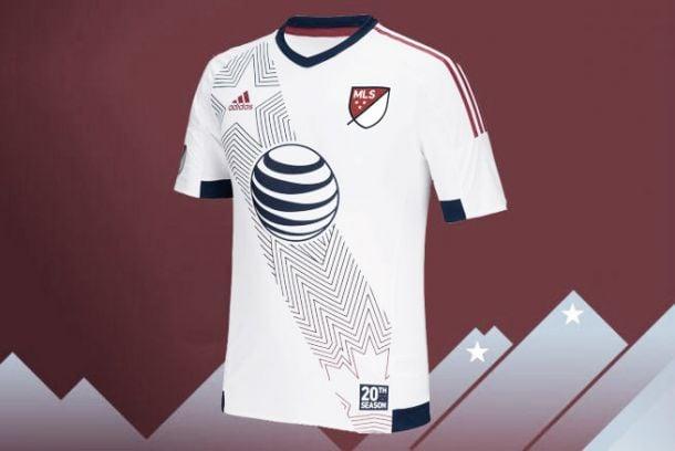 La MLS y Adidas presentan la camiseta del AT&T MLS All-Star