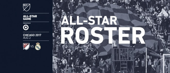 'Los hombres de Paunovic' para el MLS All-Star 2017