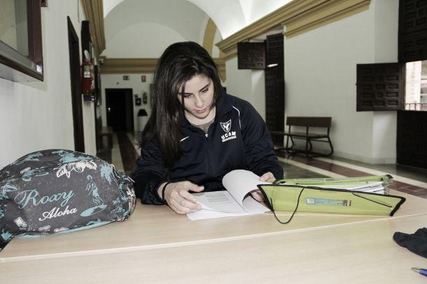 """Sara Rodríguez: """"Me encuentro motivada y llena de objetivos para esta temporada"""""""