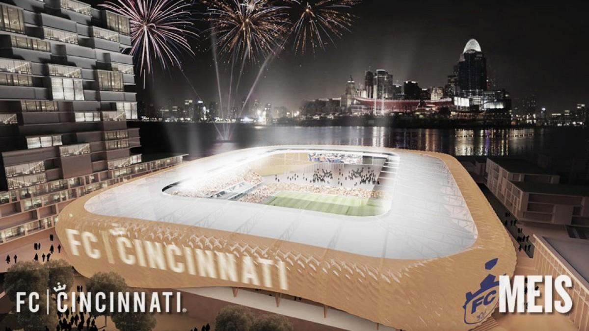 FC Cincinnati se acerca a la MLS
