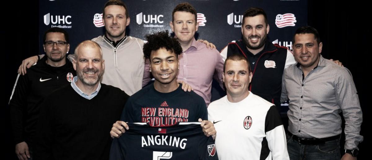 New England desarrollará jóvenes talentos