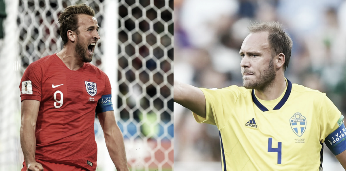 Cara a Cara: Harry Kane vs Andreas Granqvist
