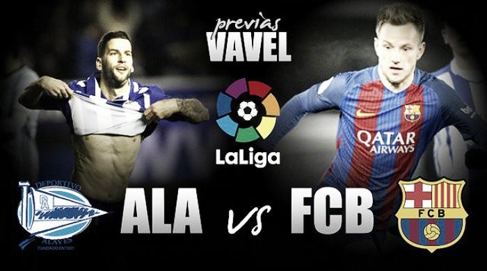 Previa final de Copa, FC Barcelona vs Deportivo Alavés: la mejor delantera contra una sólida defensa