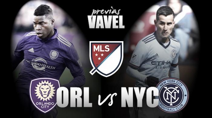 Previa Orlando City SC– New York City FC: el día de la bestia