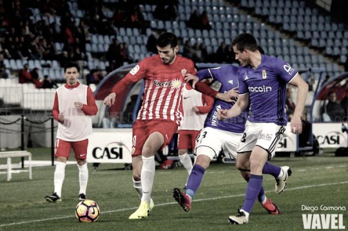 Previa UD Almería - Real Oviedo: punto y final a la maldición