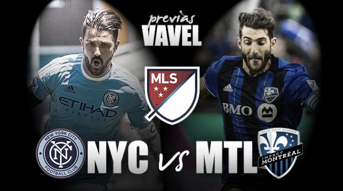 Previa New York City FC – Montreal Impact: un choque de estilos