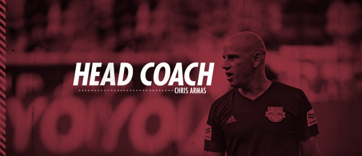 Chris Armas asciende a entrenador de Red Bulls
