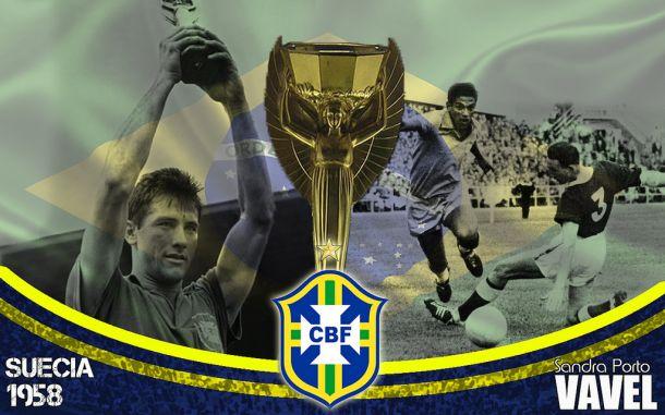 Historia de los Mundiales: Suecia 1958