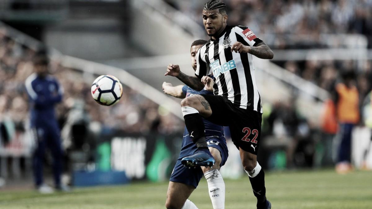 Resumen Newcastle 1-2 Chelsea en Premier League 2018