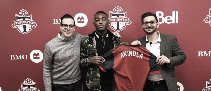 Nuevo Homegrown Player para Toronto