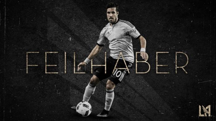 LAFC se refuerza con Benny Feilhaber