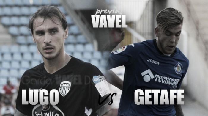 Previa CD Lugo - Getafe CF: un rival de entidad para seguir creyendo